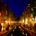 Goran Sarić: Mala šetnja Amsterdamom